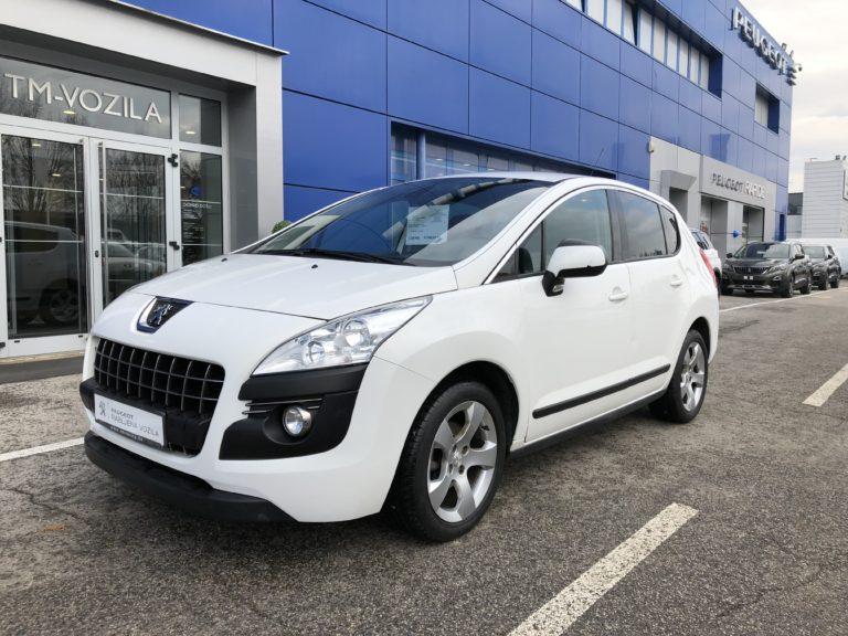 PEUGEOT 3008 ACTIVE 1,6 E-HDI 115 BMP- AUTOMATIC