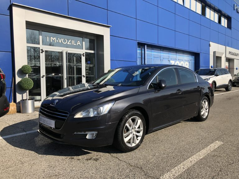 PEUGEOT 508 ACTIVE 1,6 E-HDI 112 BMP-AUTOMATIC