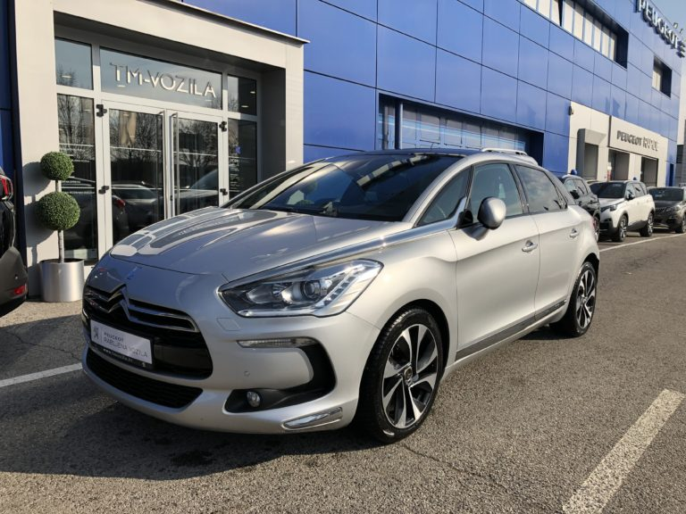 CITROEN DS5 2,0 HDI 163 CHIC- AUTOMATIC