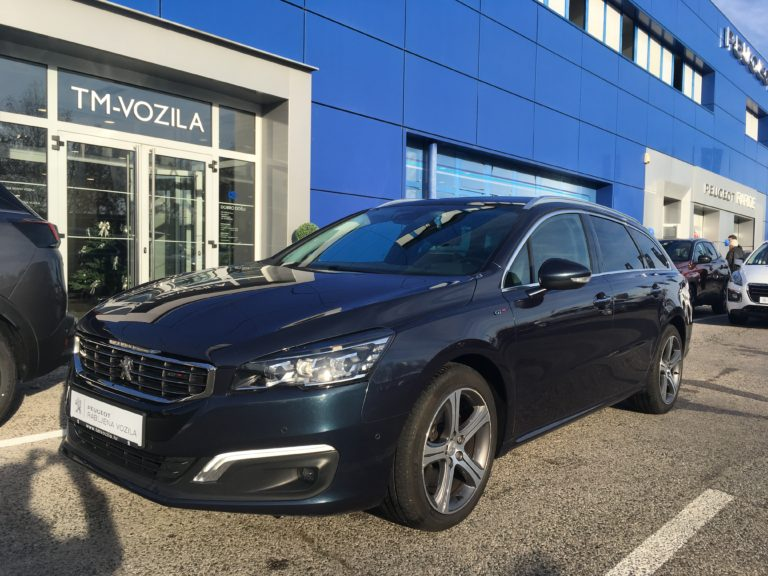 PEUGEOT 508 SW  GT 2.0 HDI AUTOMATIC-EAT6 180