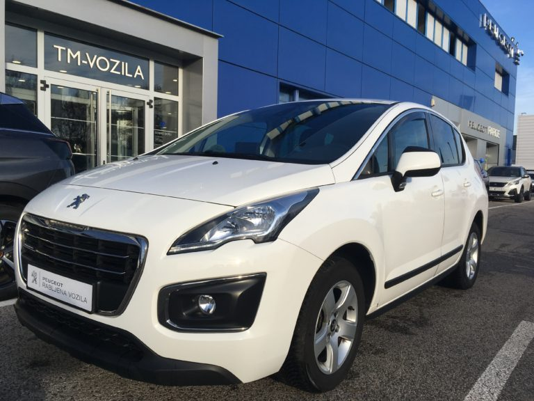 PEUGEOT 3008 ACTIVE 1.6 BLUEHDI 120 EAT6 -AUTOMATIC