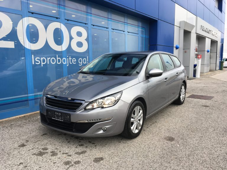 PEUGEOT 308 SW ACTIVE 1,6 BLUEHDI 120 EAT-6 AUTOMATIC