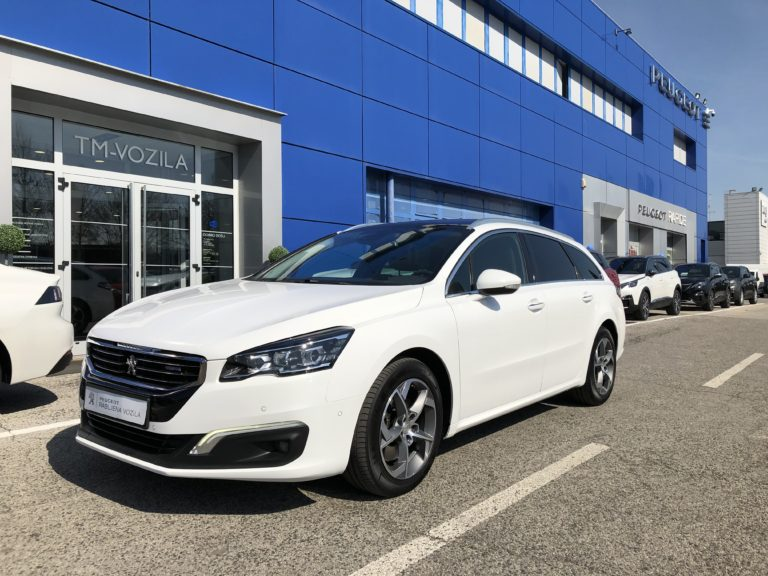 PEUGEOT 508 SW FELLINE 2,0 BLUEHDI 180 EAT6-AUTOMATIC