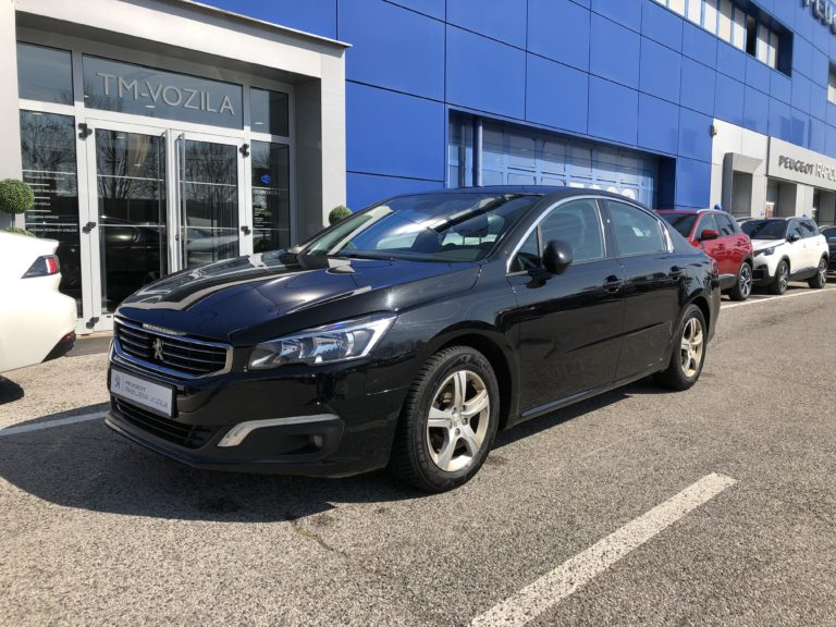 PEUGEOT 508 ACTIVE  2,0 HDI 140