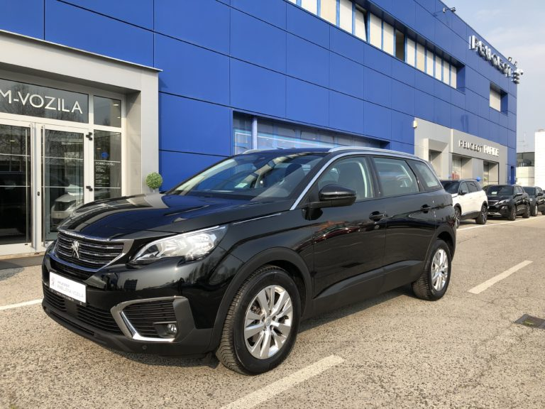 PEUGEOT 5008 ACTIVE 1,5 BLUEHDI 130 EAT8-AUTOMATIC
