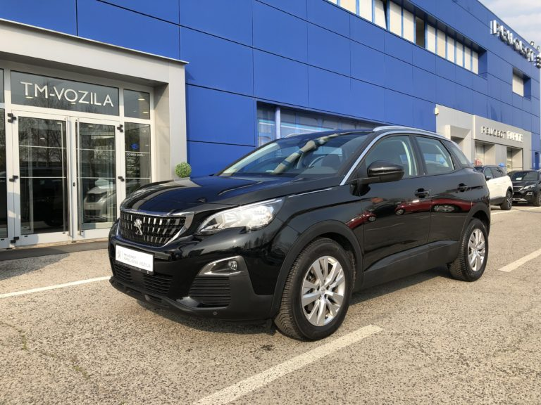 PEUGEOT 3008 ACTIVE 1,6 BLUEHDI 120 EAT6-AUTOMATIC