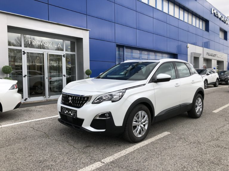 PEUGEOT 3008 ACTIVE 1,6 BLUEHDI 120 EAT6- AUTOMATIC