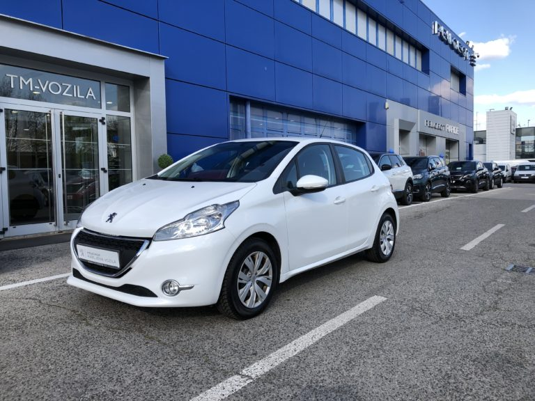 PEUGEOT 208 ACTIVE 1,4 HDI 68