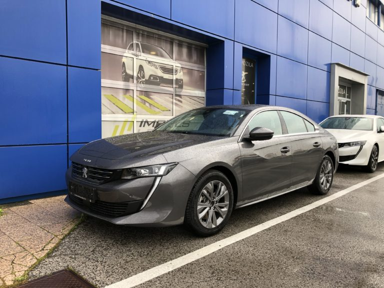 PEUGEOT NOVI 508 ALLURE 2,0 BLUEHDI 160 EAT8- AUTOMATIC