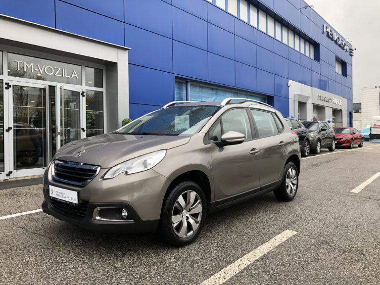 PEUGEOT 2008 ACTIVE 1,4 HDI 68