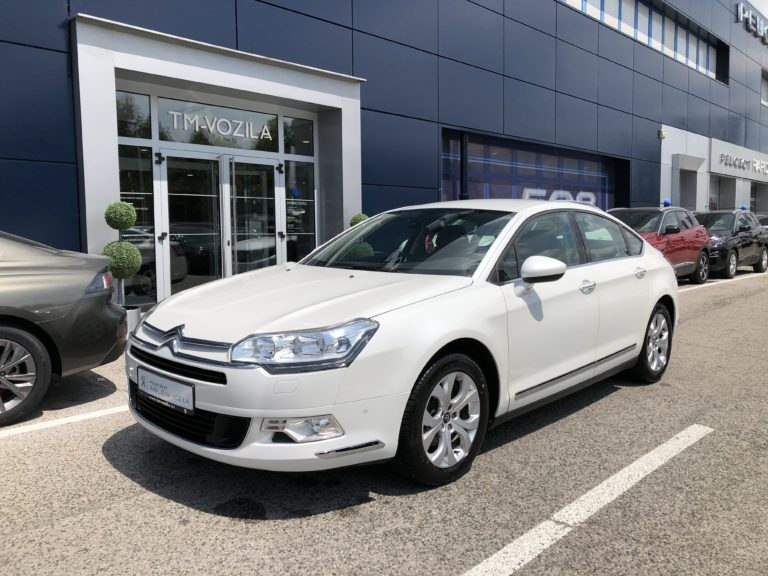 CITROEN C5 SELECTION 2,0 HDI 140