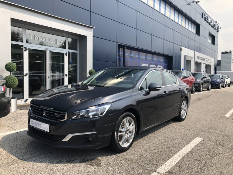PEUGEOT 508 ALLURE 2,0 BLUEHDI 180 EAT6-AUTOMATIC
