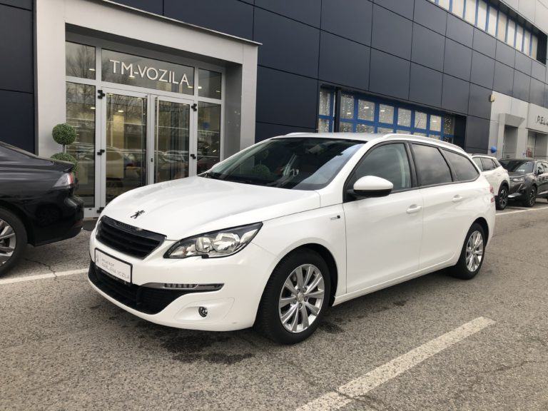 PEUGEOT 308 SW STYLE 1,6 BLUEHDI 120