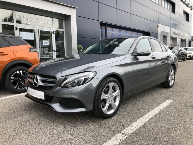 MERCEDES-BENZ  C-KLASA 200D-AUTOMATIC